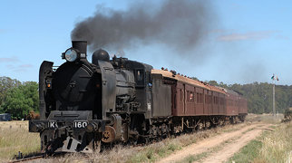 Victorian Goldfields Railway>
