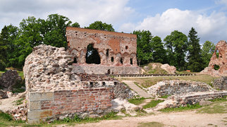 Viljandi Castle>