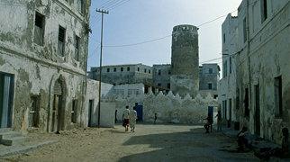 Villa Somalia>