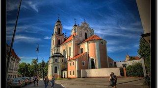 Vilniaus Šventosios Dvasios bažnyčia>