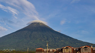 Volcán de Agua>
