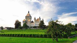 Vufflens Castle>
