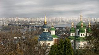 Vydubychi Monastery>