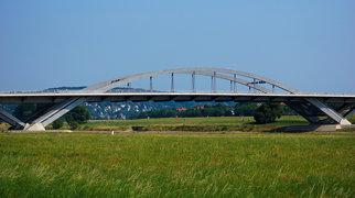 Waldschlösschen Bridge>