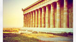Walhalla temple>
