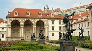 Wallenstein Palace>