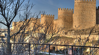 Walls of Ávila>