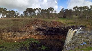 Wannon Falls>