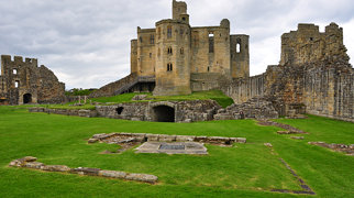 Warkworth Castle>