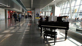 Warsaw Chopin Airport>