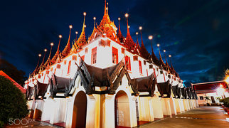 Wat Ratchanadda>
