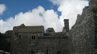 Weobley Castle>