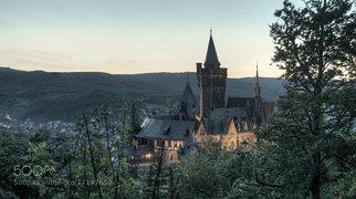 Wernigerode Castle>