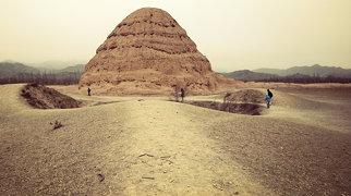 Western Xia tombs>