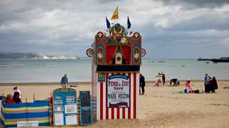 Weymouth Beach>
