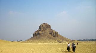 White Pyramid>
