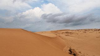 White Sand Dunes>