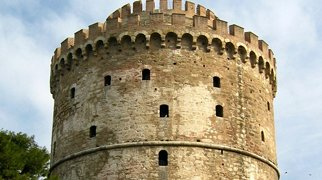 White Tower of Thessaloniki>