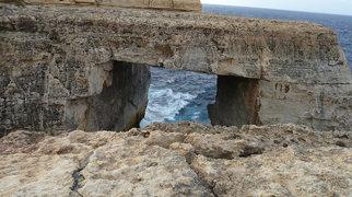 Wied il-Mielah Window>
