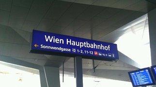 Wien Südbahnhof>