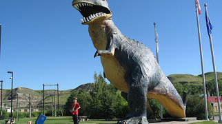 World's Largest Dinosaur>