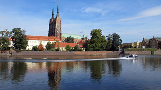 Wrocław Cathedral>