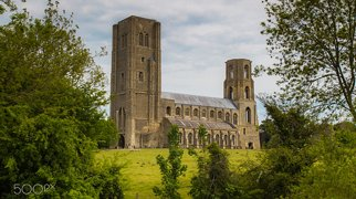 Wymondham Abbey>