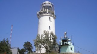 Yenikale Lighthouse>