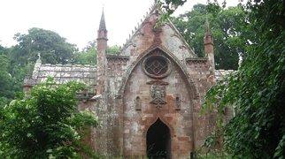 Yester Chapel>