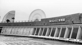 Yokohama Port Museum>