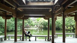 Yue Fei-tempelet>