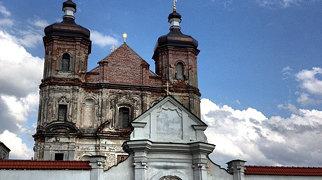 Юровичский монастырь>