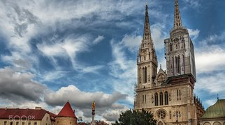 Zagreb Cathedral>