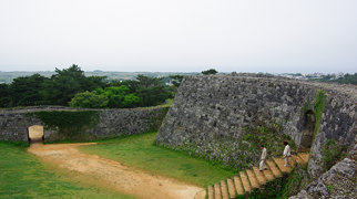 Zakimi Castle>