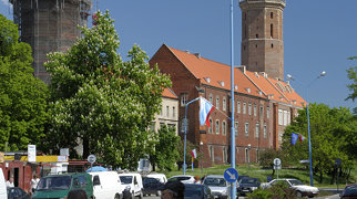 Zamek Piastowski w Legnicy>