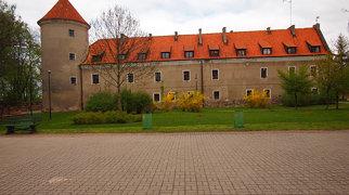 Zamek krzyżacki w Pasłęku>