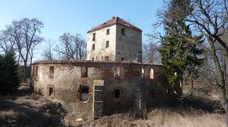 Zamek w Ciepłowodach>