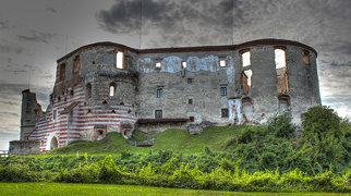Zamek w Janowcu>