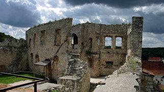 Zamek w Kazimierzu Dolnym>
