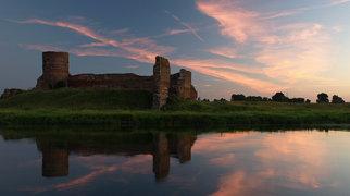 Zamek w Kole>