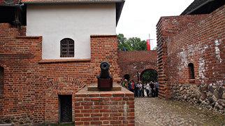 Zamek w Międzyrzeczu>