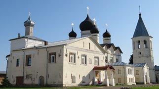 Зеленецкий-Троицкий монастырь>