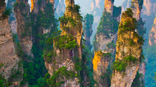 Zhangjiajie National Forest Park>