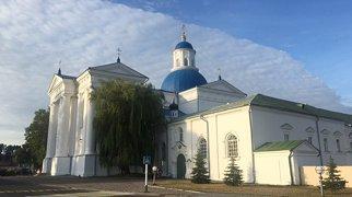 Zhyrovichy Monastery>