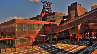 Zollverein Coal Mine Industrial Complex>