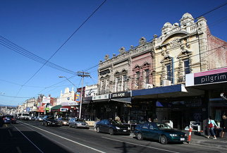 Bridge Road, Melbourne