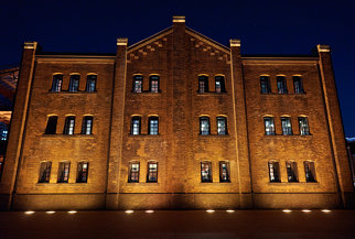 Red Brick Warehouse