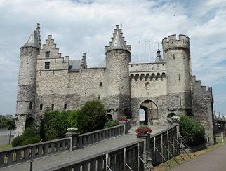 Het Steen, Antwerpen