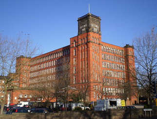 East Mill, Belper, Derbyshire