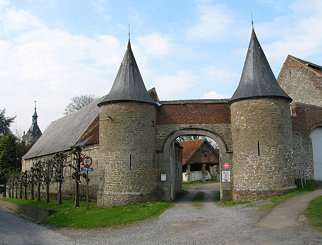 Castle of Ecaussines-Lalaing